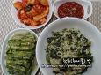 여름에 꼭 챙겨먹어야 하는 별미밥4, 산나물밥~