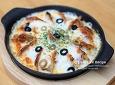 군만두피자 만들기! 냉동만두 맛있게 먹는법