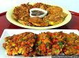 한끼 식사로도 충분한 영양밥전/채소영양밥전