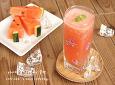 산뜻하게 기분 up..!!여름 최고 음료 수박 쥬스