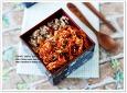 학교 분식집에서 먹던 매콤한 오징어 덮밥 ♣