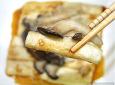 두부와 버섯으로 만든 한국식 건강 샐러드~