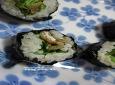 아이를 위한 건강별미-두부채소김밥