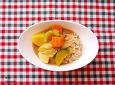 [채식카레]채소가 듬뿍~ 채식 양배추 채소 카레 만드는 법
