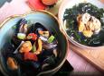 2300으로 맛있는 국요리 두가지<홍합미역국,홍합탕>