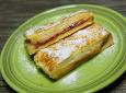 토스트와 마늘빵을 한번에~ 식빵 하나로 두가지 간식만들기~