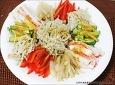 [숙주냉채] 채소 듬뿍~담백한 숙주냉채