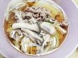 초간단 소고기 버섯 샤브샤브(쉽고 맛있어요)