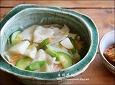 수제비 황금레시피, 수제비 만드는법~ 단호박 바지락수제비