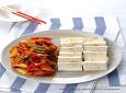 백종원 두부김치~두부김치,두부김치 만들기,두부김치만드는법