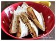 바나나 쿼사디아 만드는법, 또띠야 쿼사디아, 바나나 간식요리