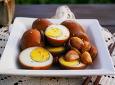 든든한 밑반찬 ~달걀조림!