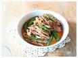 간단 반찬, 훈제 닭가슴살로 만든 장조림, 닭가슴살 장조림