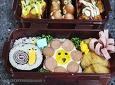 봄 체험학습 도시락(소풍도시락) with 달팽이김밥과 메추리알꽃