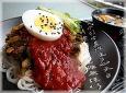 간단한 점심 메뉴로 딱인~ 열무 비빔 국수 ~~