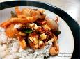 다른반찬이 필요없는 간편한 요리 .. 오징어덮밥