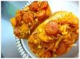 팽이버섯과 비엔나소시지의 피자소스 바게트