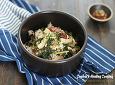 당뇨에 좋은 건강하고 맛있는 별미밥~신선초 나물밥