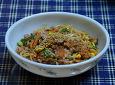찬 밥으로 만든 일품요리, 콩나물 밥