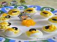 [Deviled Egg] 데블드 에그 - 귀여운 계란 핑거 푸드