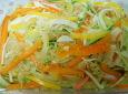해파리 냉채 만들기