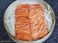 [숙성연어] 맛있는 숙성연어(곤부즈메) 만들기