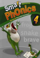 Smart Phonics 4 : Workbook (New Edition)