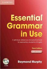 Essential Grammar in Use 3/E: with Answer and CD-ROM