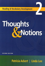 Thoughts & Notions (2nd Edition/ Paperback)