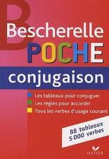 Bescherelle Poche Conjugaison(구판)