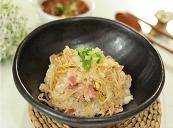 베이컨콩나물밥
