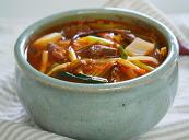 소고기국~~ 시원하고 얼큰한 국밥 한그릇 !
