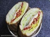 [클럽샌드위치] 맛있는 클럽 샌드위치 만들기