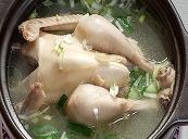 담백학고 깔끔한 맛의 '닭백숙 만들기'
