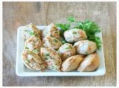 연어마요유부밥