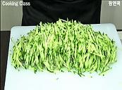 [손질법] 여름철 인기 채소 오이! 한번에 많이 채썰기 & 보관법