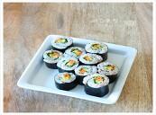 삼색햄김밥