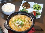 백 선생 집밥, 돈가스 김치 나베