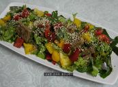 냉파, 간단하게 만들어 먹는 갈비 산적 샐러드