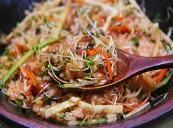 새싹채소비빔밥