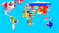지구상에는 얼마나 많은 국가가 존재하나요?