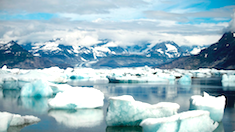 빙하가 녹으면 위험한가요?