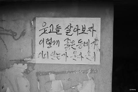 [김남길] 길은 배려로 가득하다