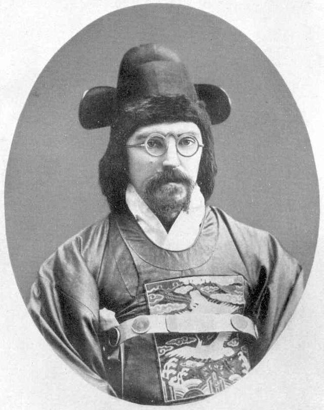 파울 게오르크 폰 묄렌도르프(Paul Georg von Möllendorff)