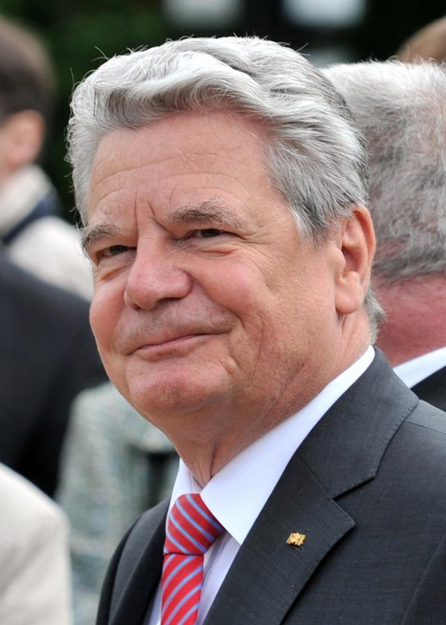 요아힘 가우크(Joachim Gauck)