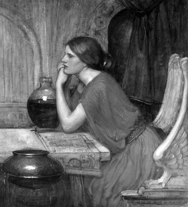 키르케, John William Waterhouse, 1911