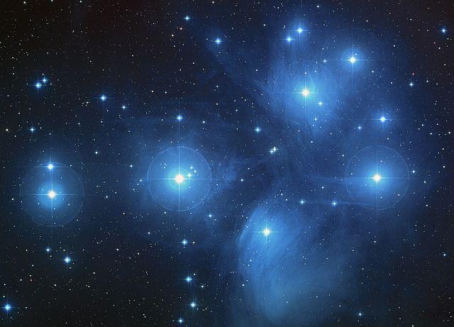 플레이아데스(Pleiades)