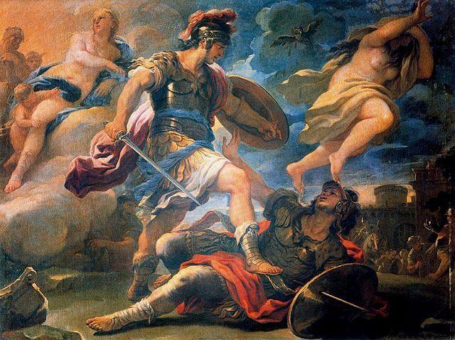 아이네이아스(Aeneas)
