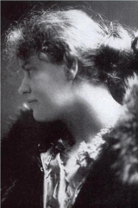릴케의 정신적 지주였던 루 살로메