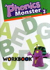 PHONICS MONSTER. 2: SHORT VOWELS(WORKBOOK)